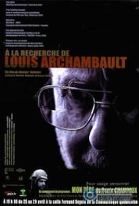 2000 À la recherche de Louis Archambault